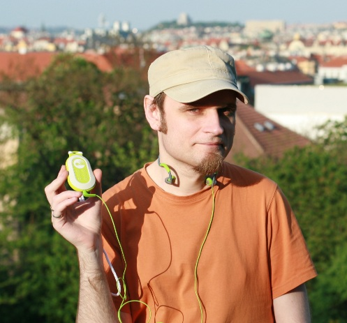 Dmitriy Shalnov, creator of the interactive audio-book Electronic Tour Guide